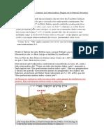 No Livro de Resposta Judaica Aos Missionários Pagina 12 O Rabino Ortodoxo Bentsion Kravitz Diz