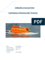 Hyperbaric Evacuation