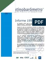 Informe Latinobarometro 2015
