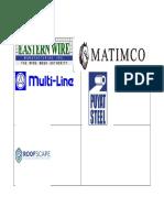 Logos Panels