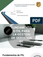 ITIL Gerencia TI2