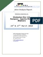 SPM Report- Sag Mill