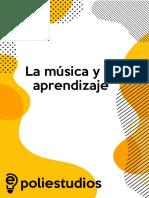 La Música y El Aprendizaje