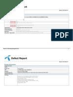 Defect Report_CSFB Failure _SNI0619