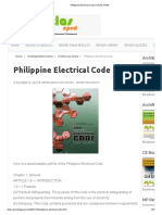 Philippine Electrical Code _ ATLAS-CPED