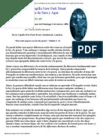 Charles Spurgeon _ Las Alegorías de Sara y Agar_ Sermón 69 _ Púlpito de La Capilla New Park Street
