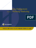 Chapter 1 %3b Defining Marketing