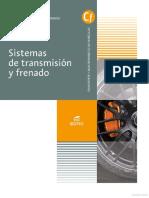 Sistema de transmision y frenado (incompleto)