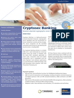 Ultra AEP - Cryptosec Banking Data Sheet