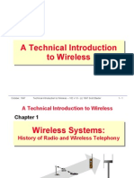 Chapter 1 (Introduction to Wireless)