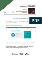 3.- Seminario IDE Instalacion