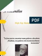 A Psicanálise - 6-1