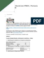 Modelo de PMOC - Blog Segurança Do Trabalho