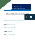 TRABAJO-PRACTICO Evaluativo de Claudia Socio Politica.docx
