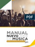 Manual Del Nuevo Lider de Musica