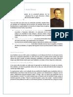 Biografía de San Juan Bosco