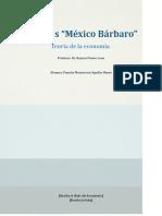 Analisis _México bárbaro_