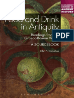 (Bloomsbury Sources in Ancient History) Donahue, John F-Food and Drink in Antiquity _ Readings From the Graeco-Roman World _ a Sourcebook-Bloomsbury Academic (2015)