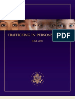 2007 Human Trafficking Report