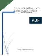 ENUNCIADO Producto Académico N°2