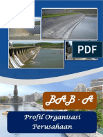 Profil Organisasi Perusahaan Company Profile.docx