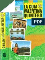 Venezuela Turistica,Parte 1 de 5,La Guia Valentina Quintero 2008-2009(en La Selva)