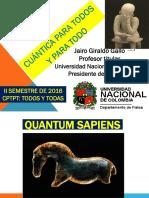 Presentación Del Quantum Sapiens