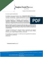 Carta de Presentacion Changleres Tpp