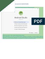Android Tuto 2
