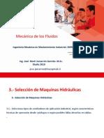 SMMF01-Clase 9. Maquinas Hidraulicas.