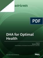 DHA for Optimal Health