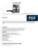 Field Device Controller 280