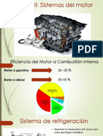 Sistemas Del Motor - REFRIGERACION
