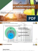 Bimtek Petugas K3 - 02. Peraturan Perundangan K3