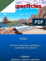 Superficiesmatematica IIIl 2010.ppt