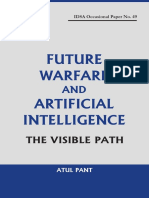 Op 49 Future Warfare and Artificial Intelligence