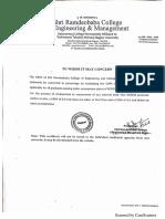 Conversion Certificate