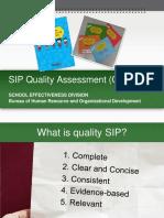 SIP QA Tool