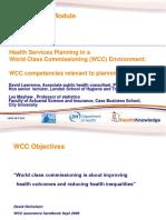 1. Slides WCC Competencies
