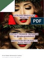 Catálogo de Maquillaje