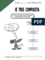 III Bim - 3er. Año - Arit -  Guía 7 - Regla de Tres Compuest.doc