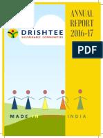 Drishtee Annual Report 2016-17