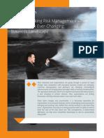 3 Forward Looking Risk Management Navigating an Ever Changing Business Landscape