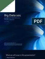Big Data 101