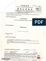 Certificate Type Approval China Classification Society CCS Tron AIS TR 8000