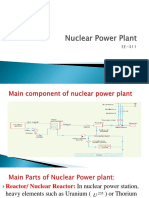 Nuclear Reactor and Control