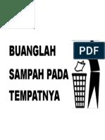 GAMBAR SAMPAH