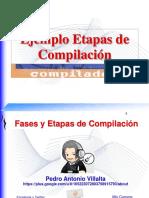 etapas de compilacion