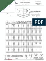 7-12-0013 Rev. 6 Nozzle Reinforcement & Projection