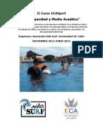 Hidroterapia y Actividad Acuática Adaptada